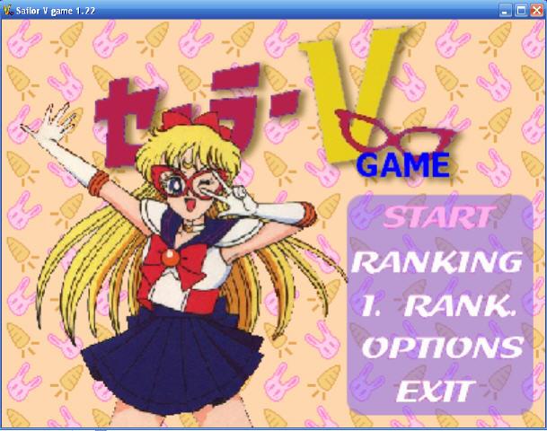 Sailor V Game